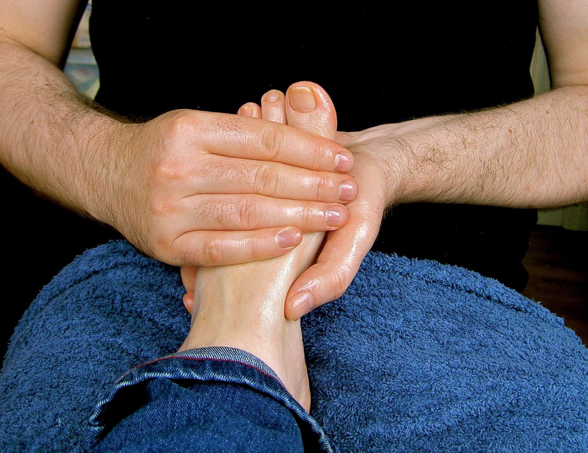 Massage par Réflexologie Plantaire marseille